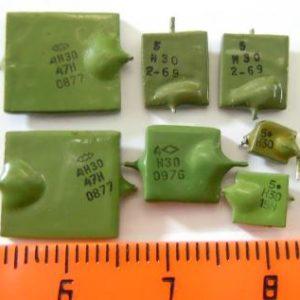 КМ зеленые (Н30)