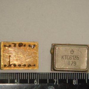 КТС 613 желтое дно