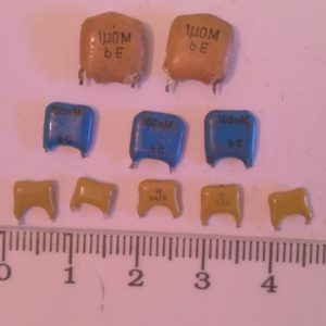 К10-17;23 керам.корпус