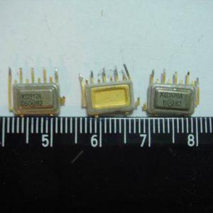 Отечественные чиповые микросхемы в пласт.корпусе любых номиналов
