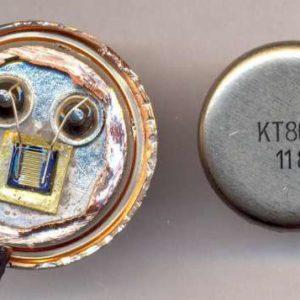КТ803, 808, 809 (разобраные)